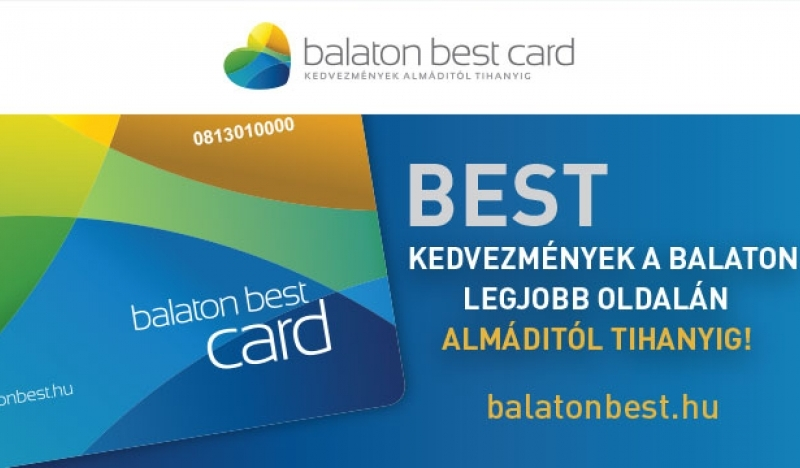 Balaton Best Card